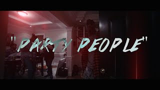 Derek Minor - Party People ft. Social Club #Produced by SykSense