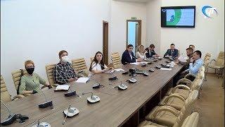 Правительство Новгородской области вышло на видеосвязь с представителями компании «Сколково»