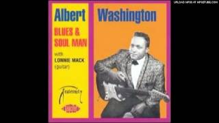 Albert Washington - Crazy Legs Pt.2