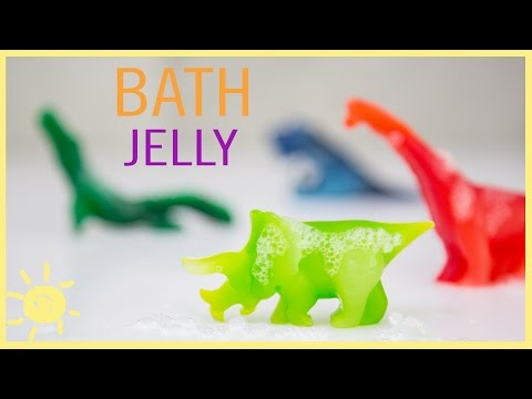 DIY | How to Make Bath Jelly (Easy Recipe!!)