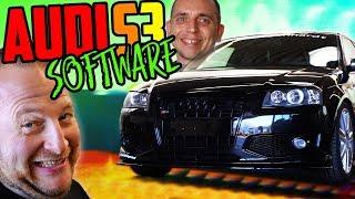 Softwareoptimierung für KLÜSI! - Audi S3 - Deaktivierung von Schubabschaltung!