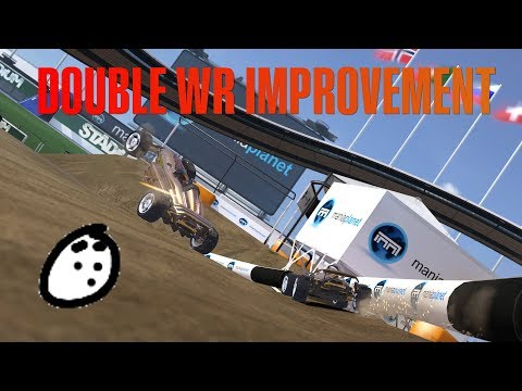 Stadium D01 | DOUBLE WR IMPROVEMENT