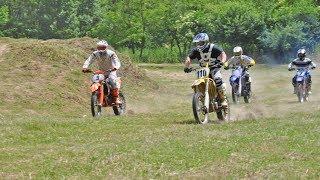 Motocross bemutató 4 - Bárdudvarnok Falunap 2017