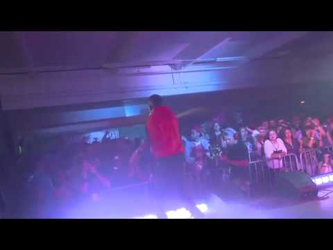 kendrick lamar she needs me live vitaminwater & FADER uncapped