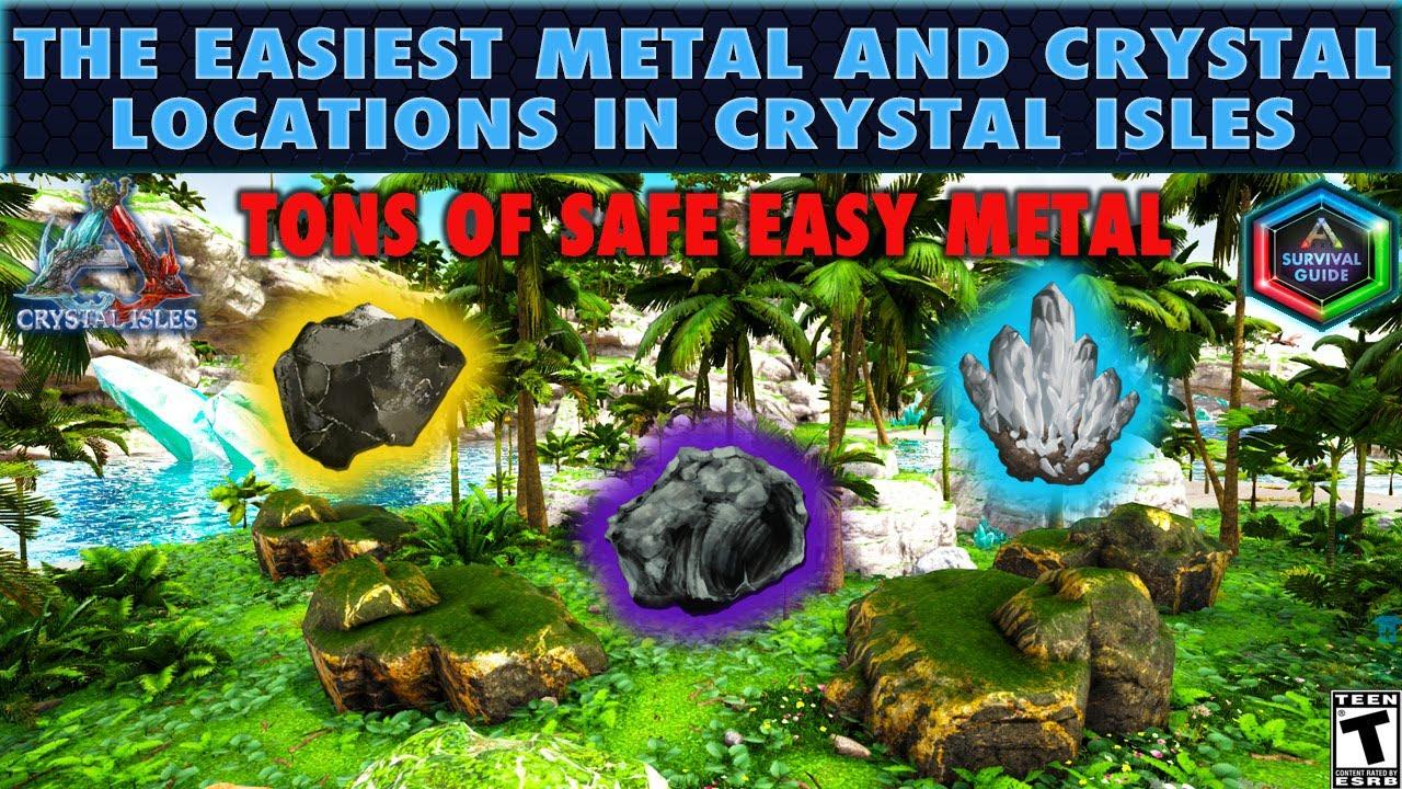 Isles ark crystal