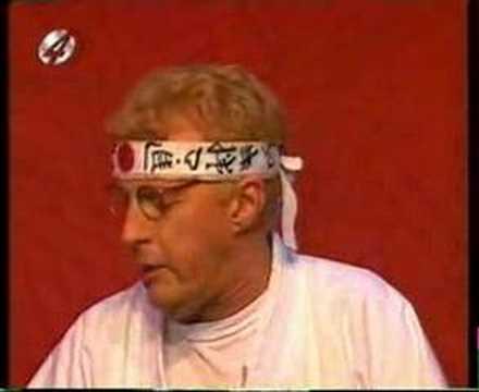 Andre van Duin - Karateman