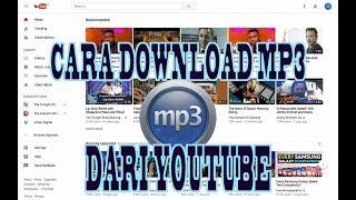 Cara Download Lagu Mp3 dari Youtube Tanpa Aplikas Android