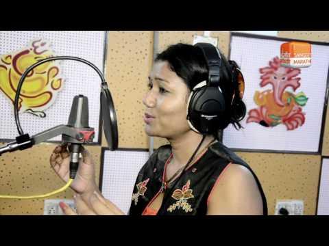 Vaishali Samant Vs Vaishali Made | Garbh | Song recording | 2016 | Sangeet Marathi