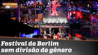 """Festival de cinema abole distinção de gênero em prêmios: """"Patético!"""""""