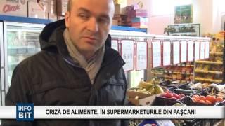 BIT TV CRIZA DE ALIMENTE IN SUPERMARKETURILE DIN PASCANI
