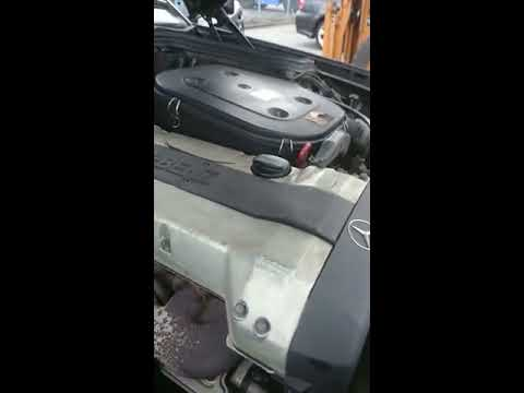 Двигатель+АКПП на Mercedes-Benz W124 CE300-24V