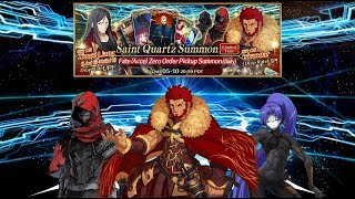Fate Grand Order | Fate/Accel Zero Order - Summoning For Iskandar!