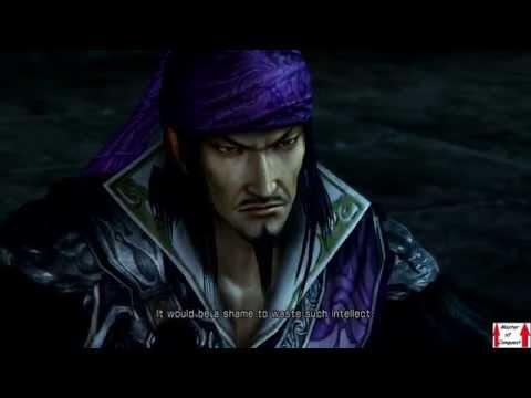 Dynasty Warriors 8 Wei Campaign Walkthrough Part 6 - Battle of Wan Castle