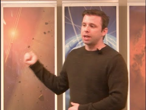 Hydrocarbon lakes on Titan - Alex Hayes (SETI Talks)