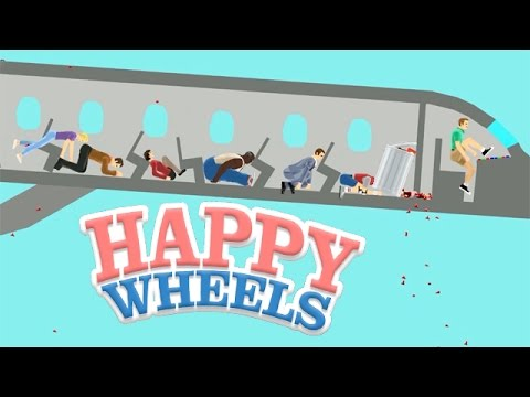 Happy Wheels: Flying Planes - Part 232