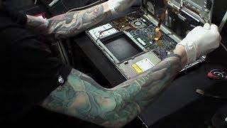 """How To Clean MacBook Fan (MacBook Pro 15"""" 4,1 Early 2008)"""
