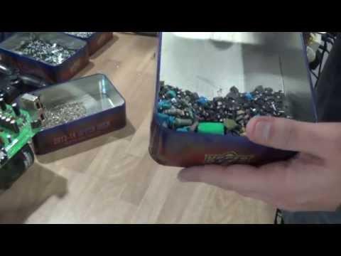 Making Good Money Scrapping & Scraping Tantalum Capacitors? Scrapping