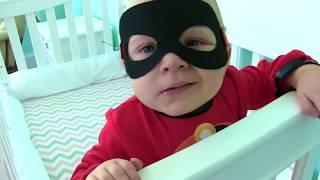 Don't Wake Baby Jack Jack on Wacky Wednesday on Fizzy Toy Show
