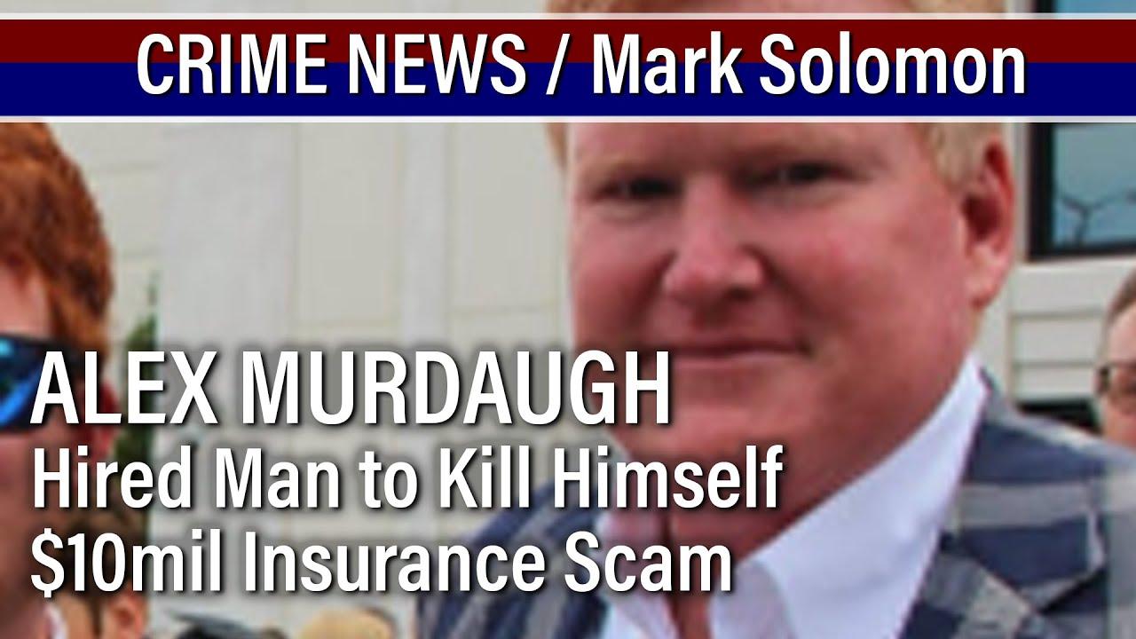 South Carolina lawyer Alex Murdaugh enlisted hitman for $10 ...