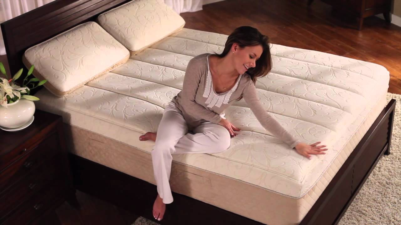 Sleep science mattress