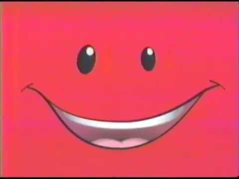 Nick Jr/Face Nickelodeon 1995