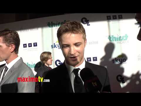 Michael Welch on First Transgender Actress in