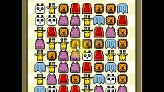 Zoo Keeper - Flash Game - Casual Gameplay