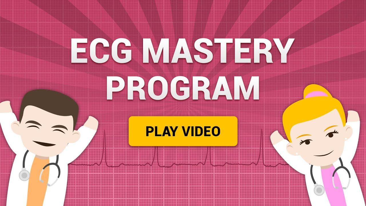 Ecg Course The Ecg Mastery Program Youtube