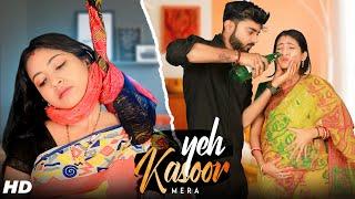 Yeh Kasoor Mera Hai   Daru Vs Family   Heart Touching Love Story   Latest Hindi Song   RDS CREATION