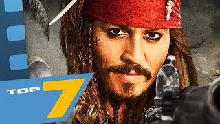 Johnny Depps beste Filme | Top7