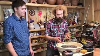 ???? Обзор гончарного круга iMold Professional v.3 Волшебство керамики