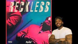 NAV - Reckless (Reaction/Review) #Meamda