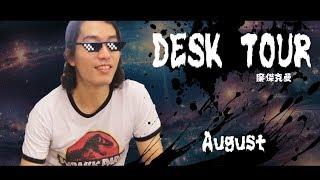 📦【RJ 】Desk Tour August 桌子要整理了吧  (//●⁰౪⁰●)// thumbnail