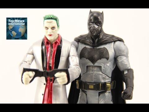 dc comics multiverse 6 suicide squad batman movie figure review youtube. Black Bedroom Furniture Sets. Home Design Ideas