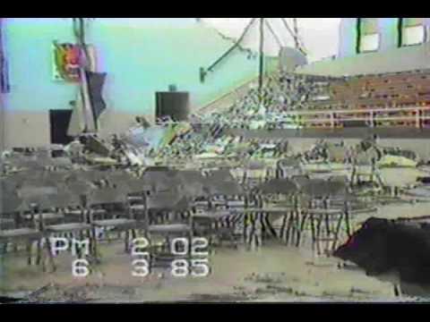 1985 tornado newton falls ohio youtube
