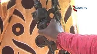 Aviadilo en Affriko: kazo de Kenio