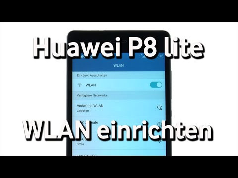 huawei p8 lite wlan einrichten. Black Bedroom Furniture Sets. Home Design Ideas