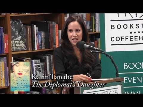 "Karin Tanabe, ""The Diplomat's Daughter"""