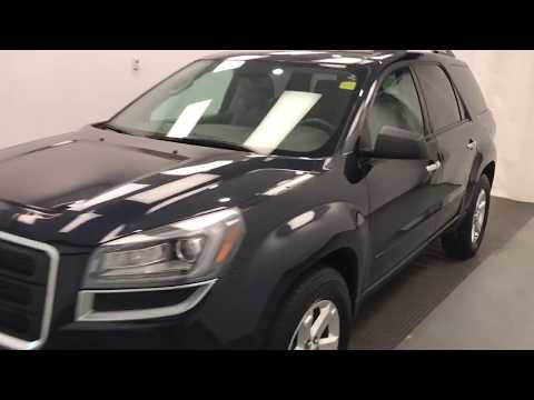Blue 2015 GMC Acadia  Review lethbridge ab - Davis GMC Buick Lethbridge Appraisal Grid