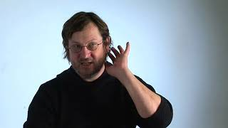 Lars von Trier is THE DIRECTOR OF IT ALL - a Behind the Scenes interview with Lars von Trier