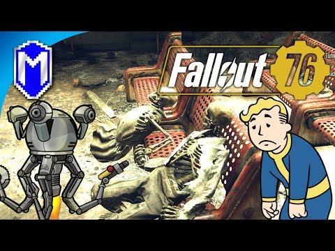 Government Issued ID At The DMV, Recruitment Blues - Let's Play Fallout 76 PC Gameplay Ep 12