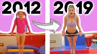 CAN I STILL DO GYMNASTICS?! part 2 || Ellie Louise