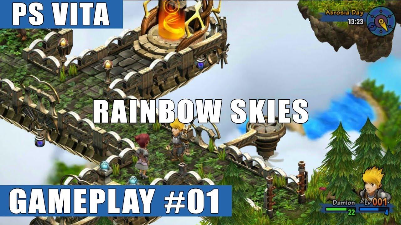 Rainbow skies release date in Perth