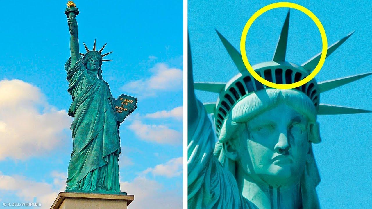 ٩ أسرار عن تمثال الحرية لا يعرفها معظم الأمريكيين Youtube