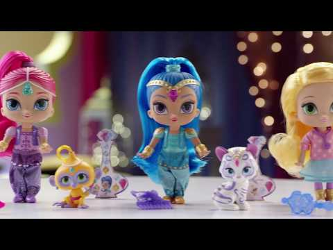 Fisher Price Shimmer & Shine: Imma κούκλα