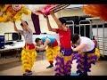 4K LION DANCE!?!  | VLOG³ 14