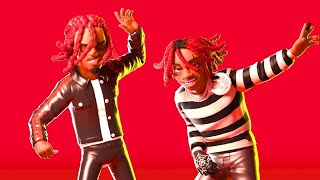 Trippie Redd Miss The Rage ft. Playboi Carti (Official Visualizer)