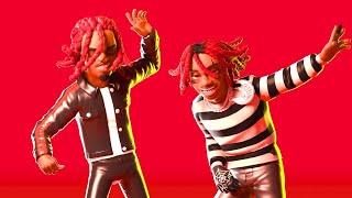 "Download Trippie Redd ""Miss The Rage"" ft. Playboi Carti (Official Visualizer)"
