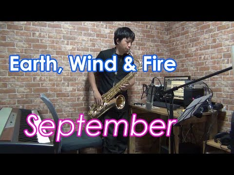 Earth, Wind & Fire - September - Tenor Saxophone Cover
