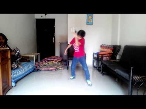 Pehla yeh pehla dance by Varun 7 yrs old